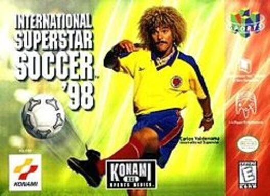 International Superstar Soccer '98 image