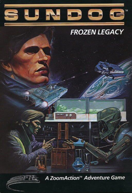 Sundog: Frozen Legacy image