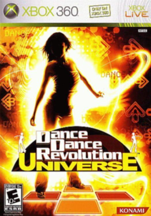 Dance Dance Revolution Universe image