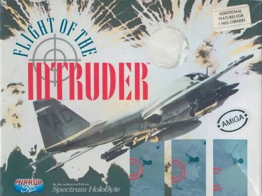 Flight of the Intruder Display Picture