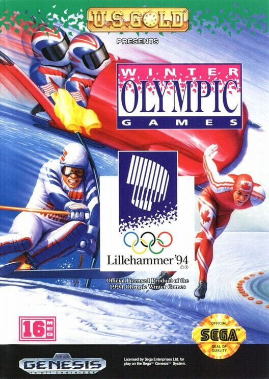 Winter Olympics: Lillehammer '94 Display Picture