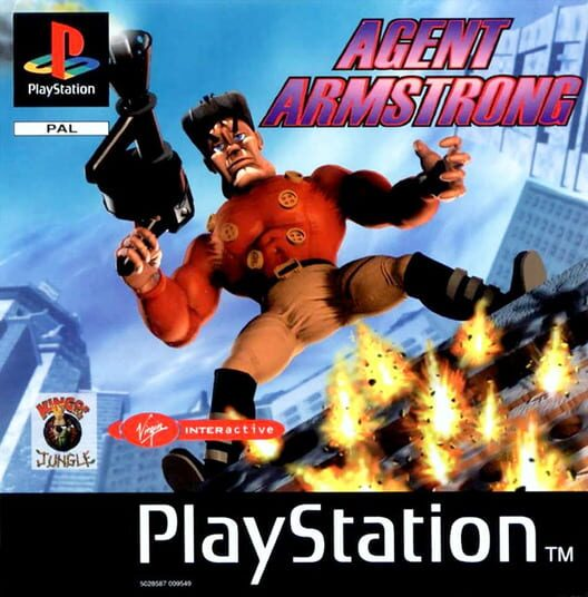 Agent Armstrong image