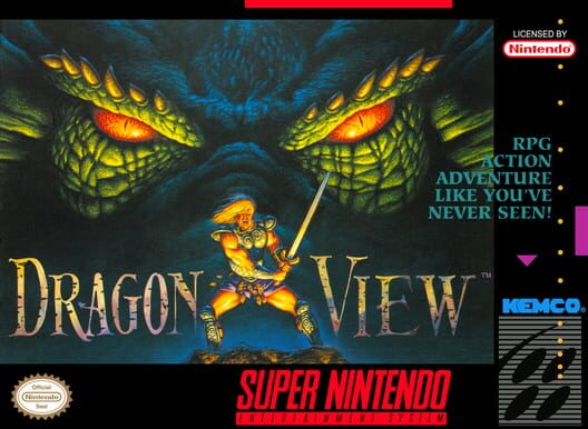 Dragon View Display Picture