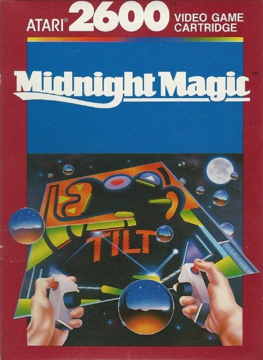 David's Midnight Magic Display Picture