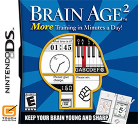 Brain Age 2: More Training in Minutes a Day! image