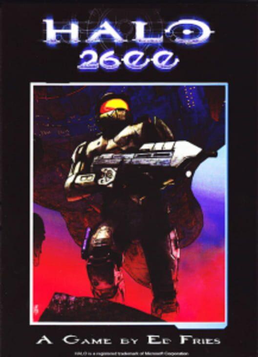 Halo 2600 image