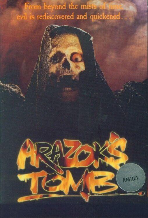 Arazok's Tomb image