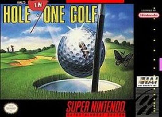 Hal's Hole in One Golf Display Picture
