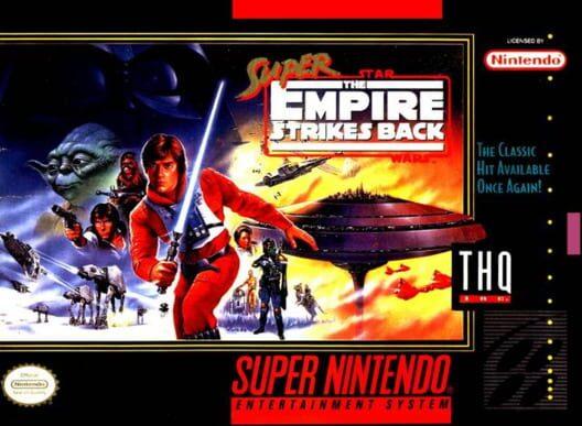 Super Empire Strikes Back image