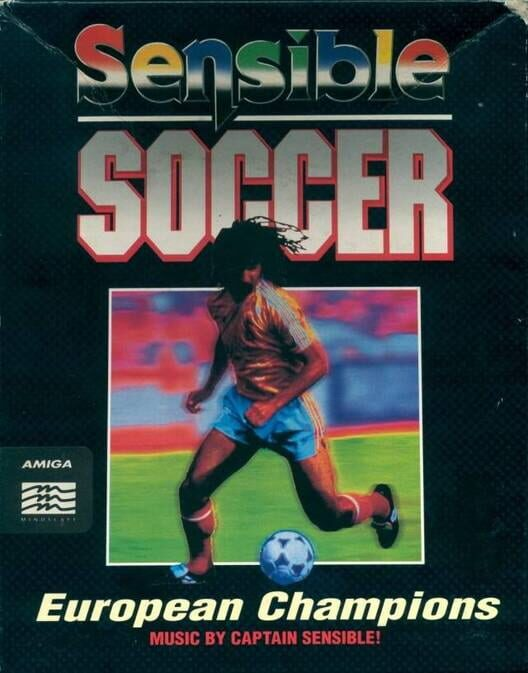 Sensible Soccer: European Champions image