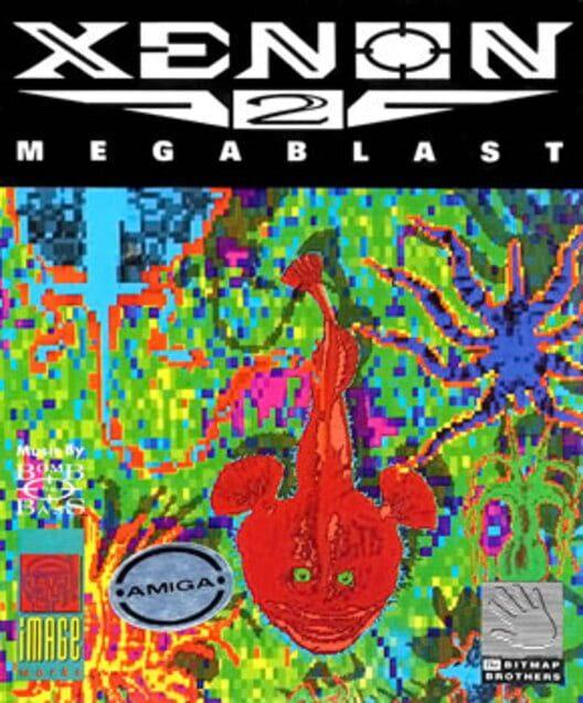 Xenon 2 Megablast image