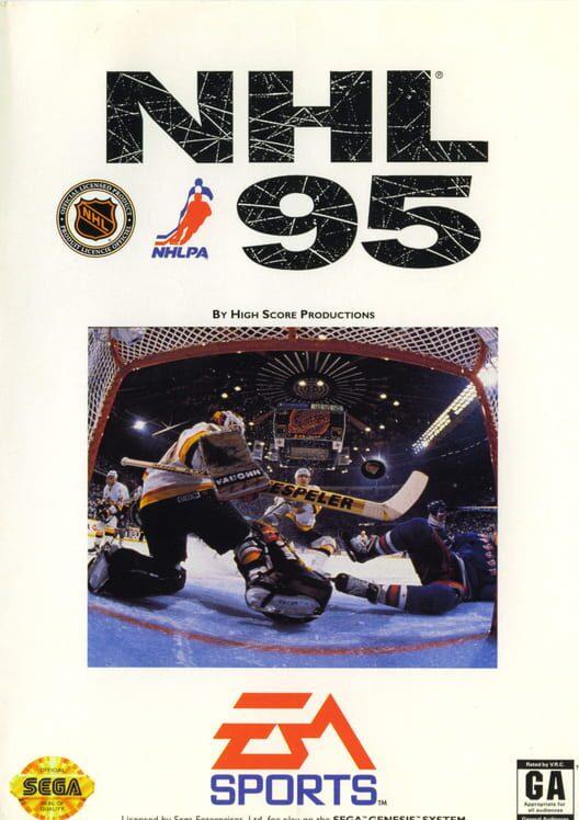 NHL 95 image