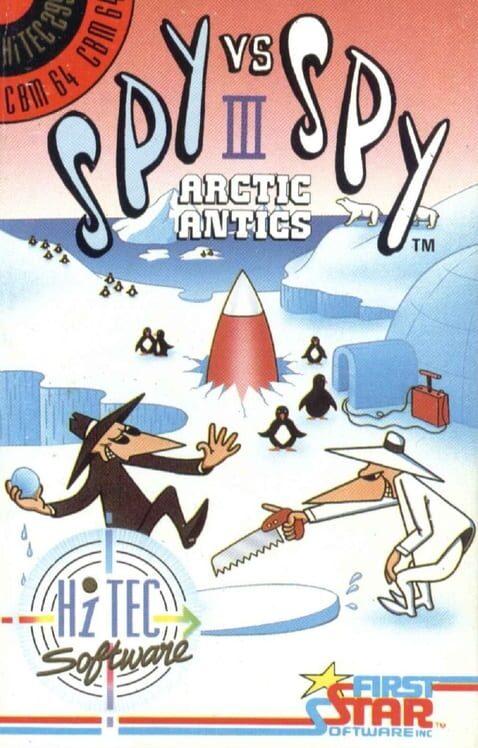 Spy vs Spy III: Arctic Antics image
