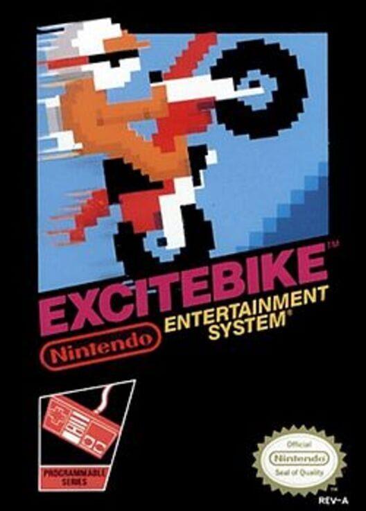 Excitebike image
