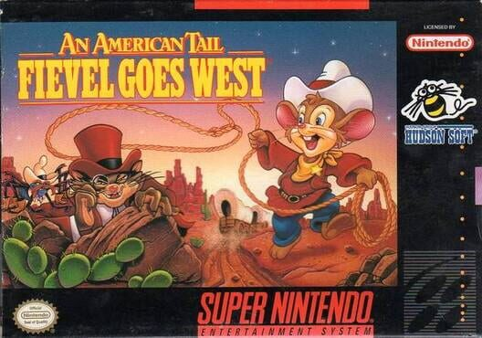 An American Tail: Fievel Goes West Display Picture