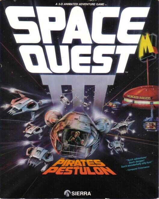 Space Quest III: The Pirates Of Pestulon image