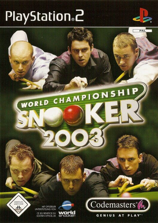 World Championship Snooker 2003 image