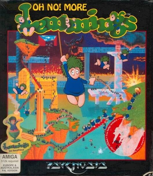 Oh No! More Lemmings image