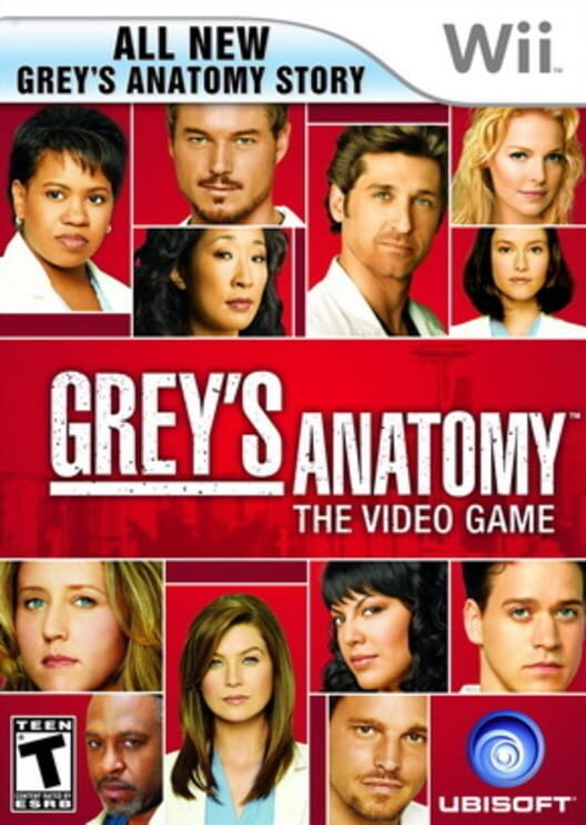 Grey's Anatomy: The Video Game image