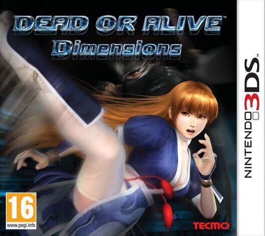 Dead or Alive: Dimensions image