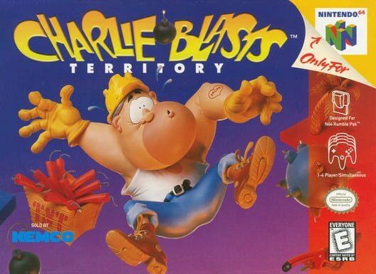Charlie Blast's Territory image