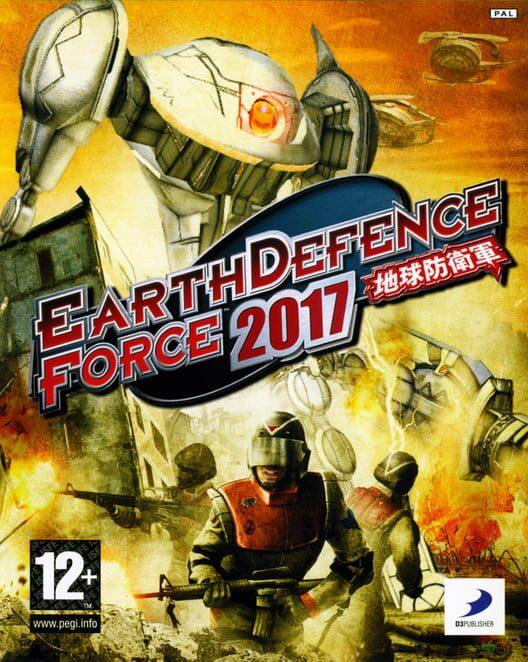 Earth Defense Force 2017 image