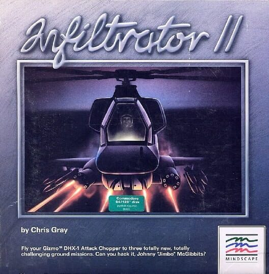 Infiltrator II Display Picture