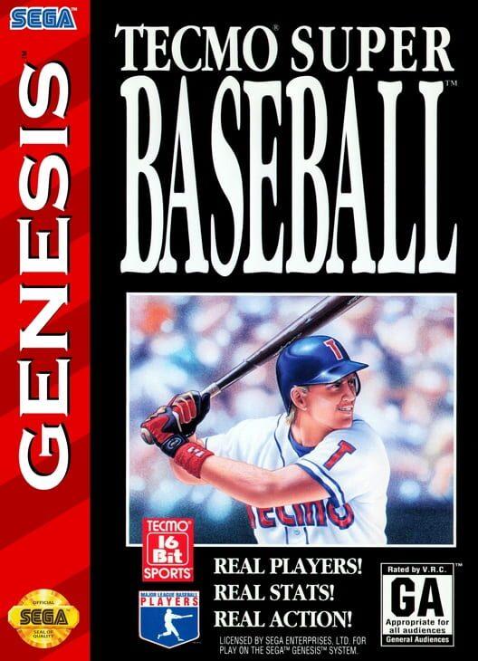 Tecmo Super Baseball image