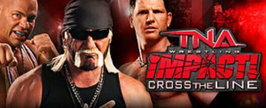 TNA Impact!: Cross the Line Display Picture