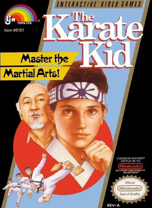 The Karate Kid image