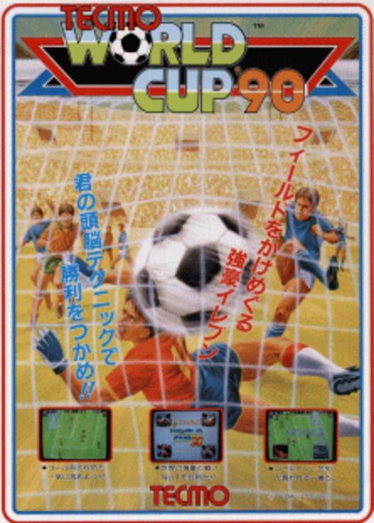 Tecmo World Cup '90 image