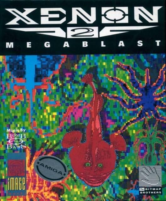Xenon 2: Megablast image