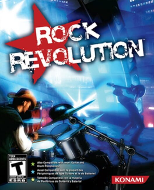 Rock Revolution Display Picture