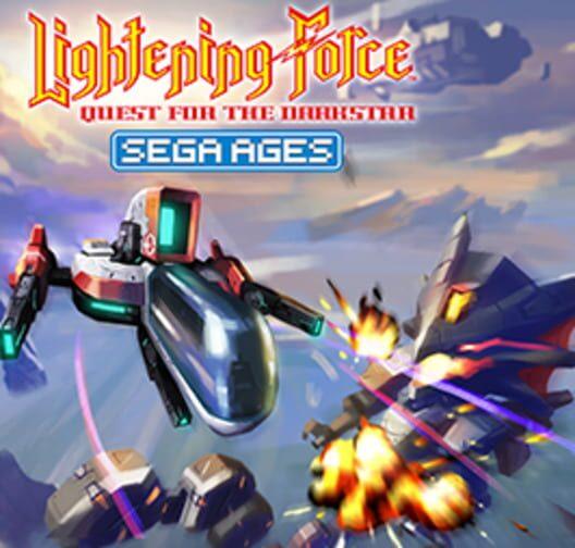SEGA AGES Lightening Force: Quest for the Darkstar image