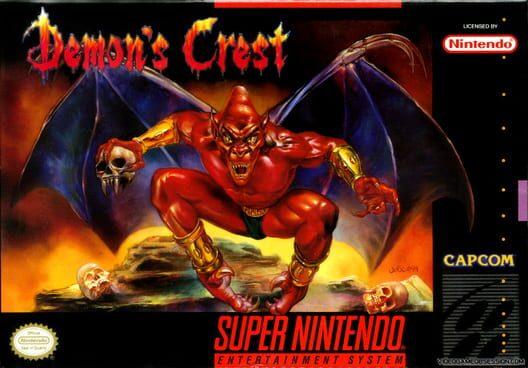 Demon's Crest Display Picture