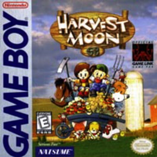 Harvest Moon GB image
