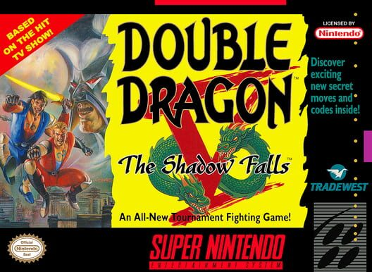 Double Dragon V: The Shadow Falls Display Picture