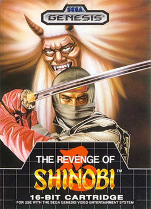 The Revenge of Shinobi image