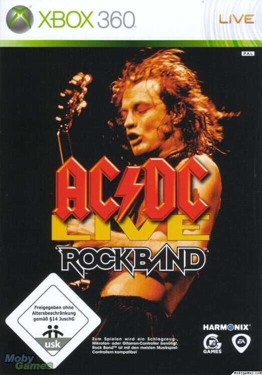 AC/DC Live: Rock Band - Track Pack image