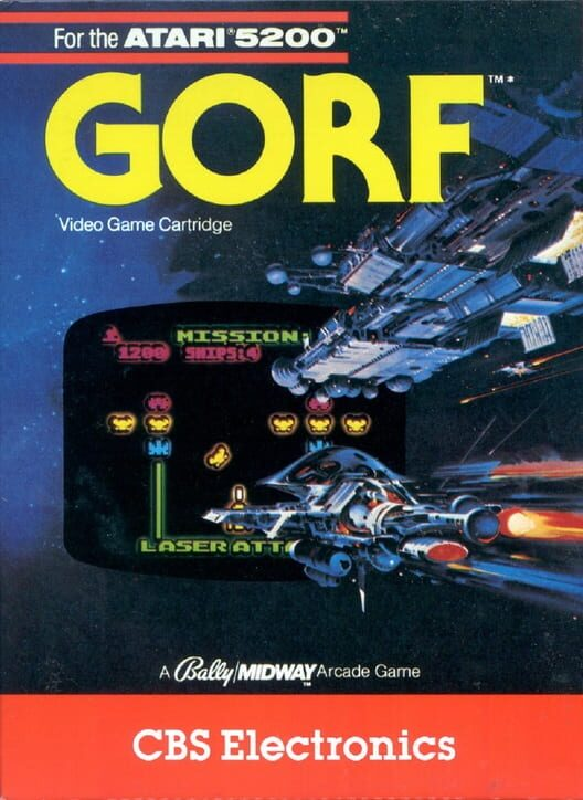 Gorf Display Picture