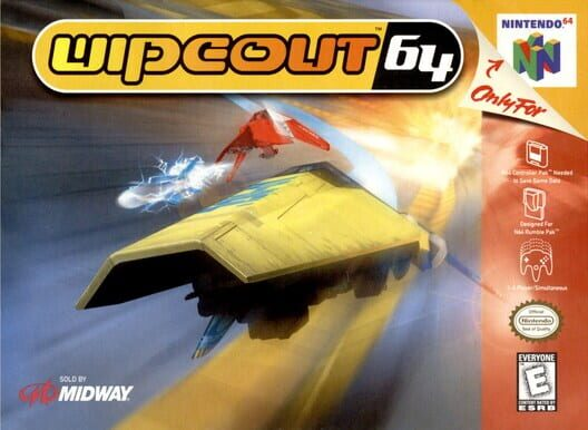 Wipeout 64 image