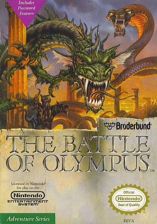 The Battle of Olympus image