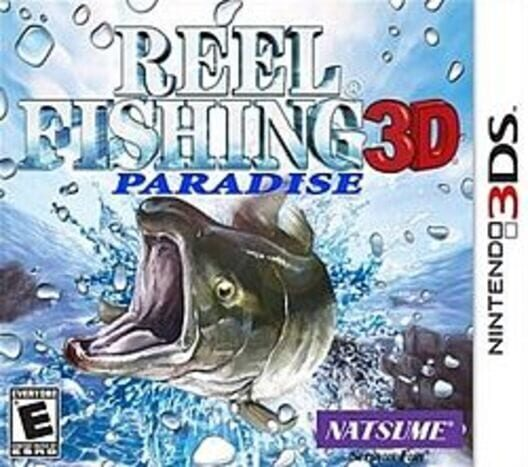Reel Fishing Paradise 3D image