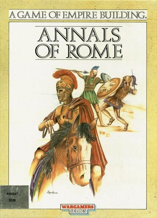 Annals of Rome Display Picture