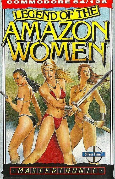 Legend of the Amazon Women image