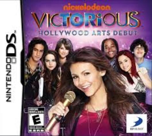 Victorious Hollywood Arts Debut Display Picture