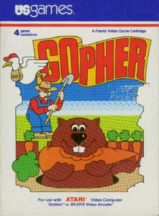 Gopher image