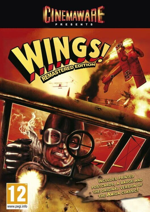 Games Like Wings! Remastered Edition