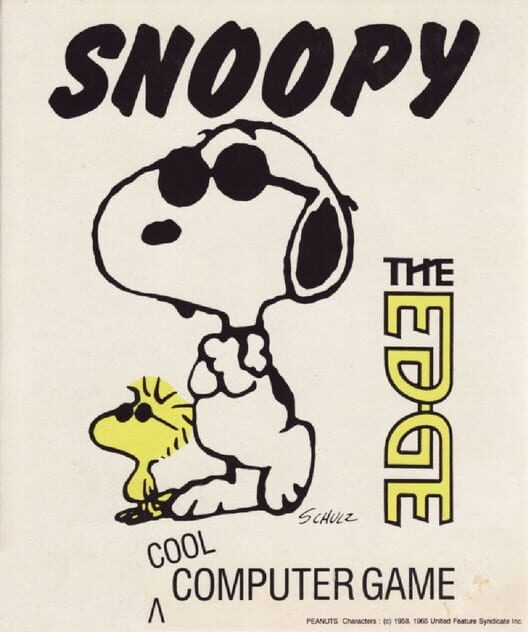 Snoopy: The Cool Computer Game image