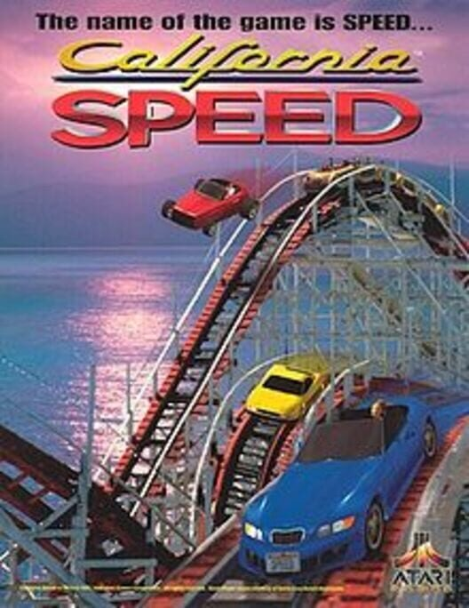California Speed image